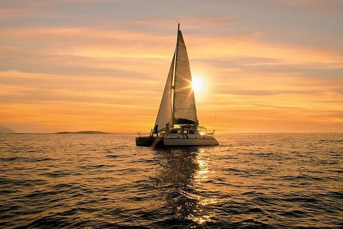 Things to do with kids in Cape Town - yacht cruise