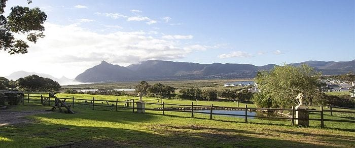 Things to do with children in Cape Town - imHoffs Farm