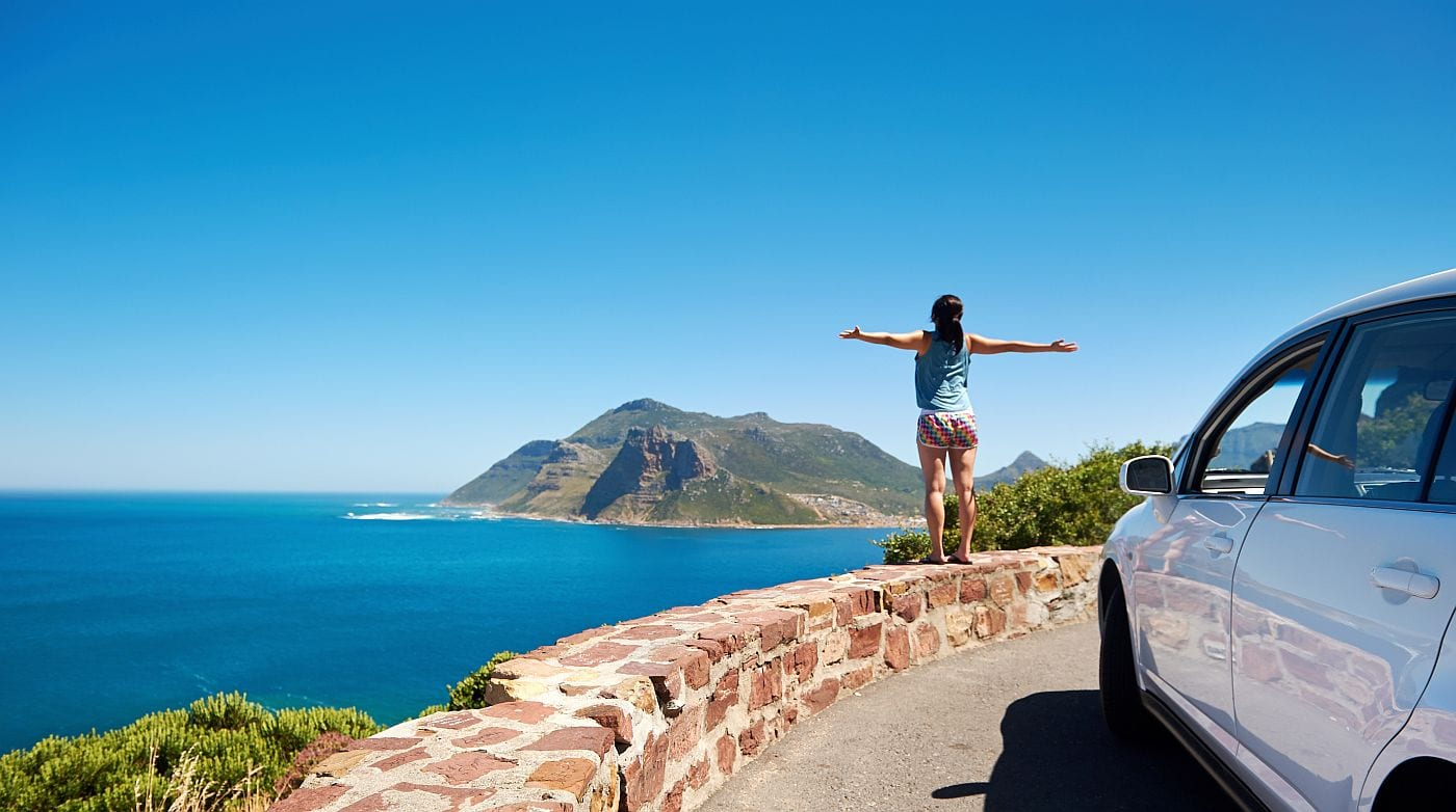 car rental and self drive south africa