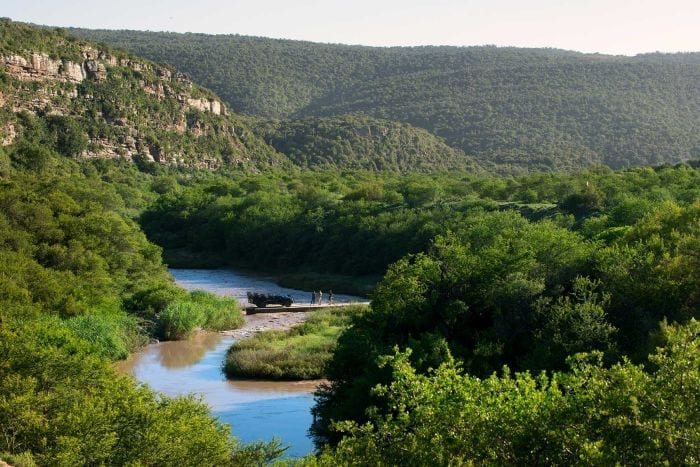 accommodation in South Africa - Kwandwe