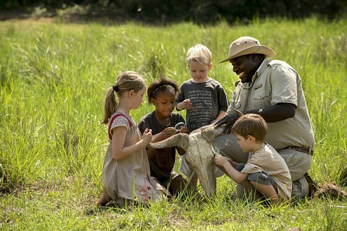 family safaris in Africa