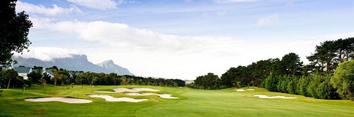 Top golf courses in Cape Town - Steenberg