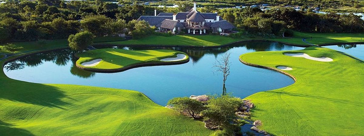 Top golf courses in South Africa - Leopard Creek