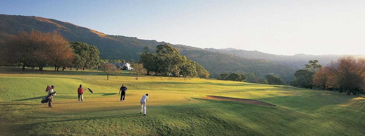 Top golf courses in South Africa - Royal Swazi