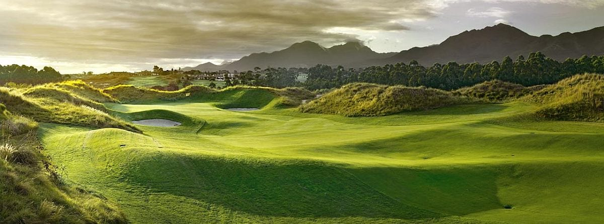 Top golf courses in the Cape - The links at Fancourt