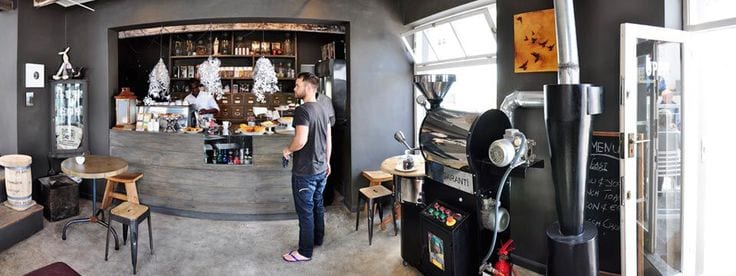 Haas - coffee shops in Cape Town