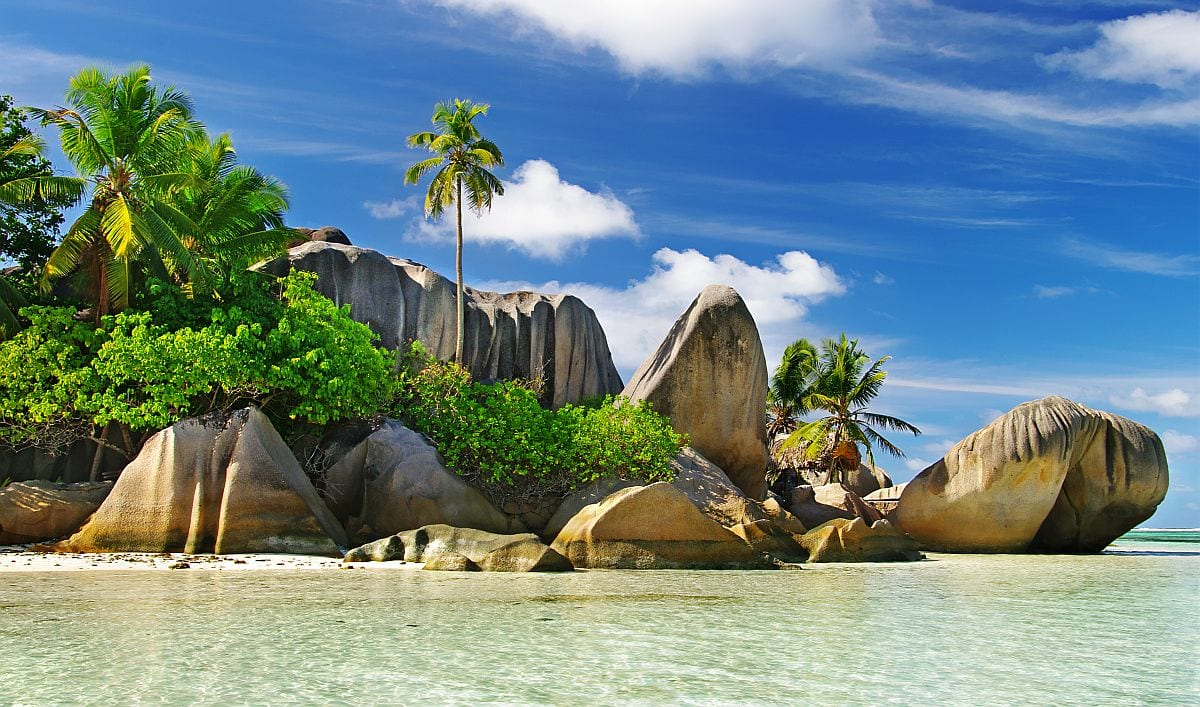 best-beaches-in-the-Seychelles-La Digue Island - Seychelles Inner Islands