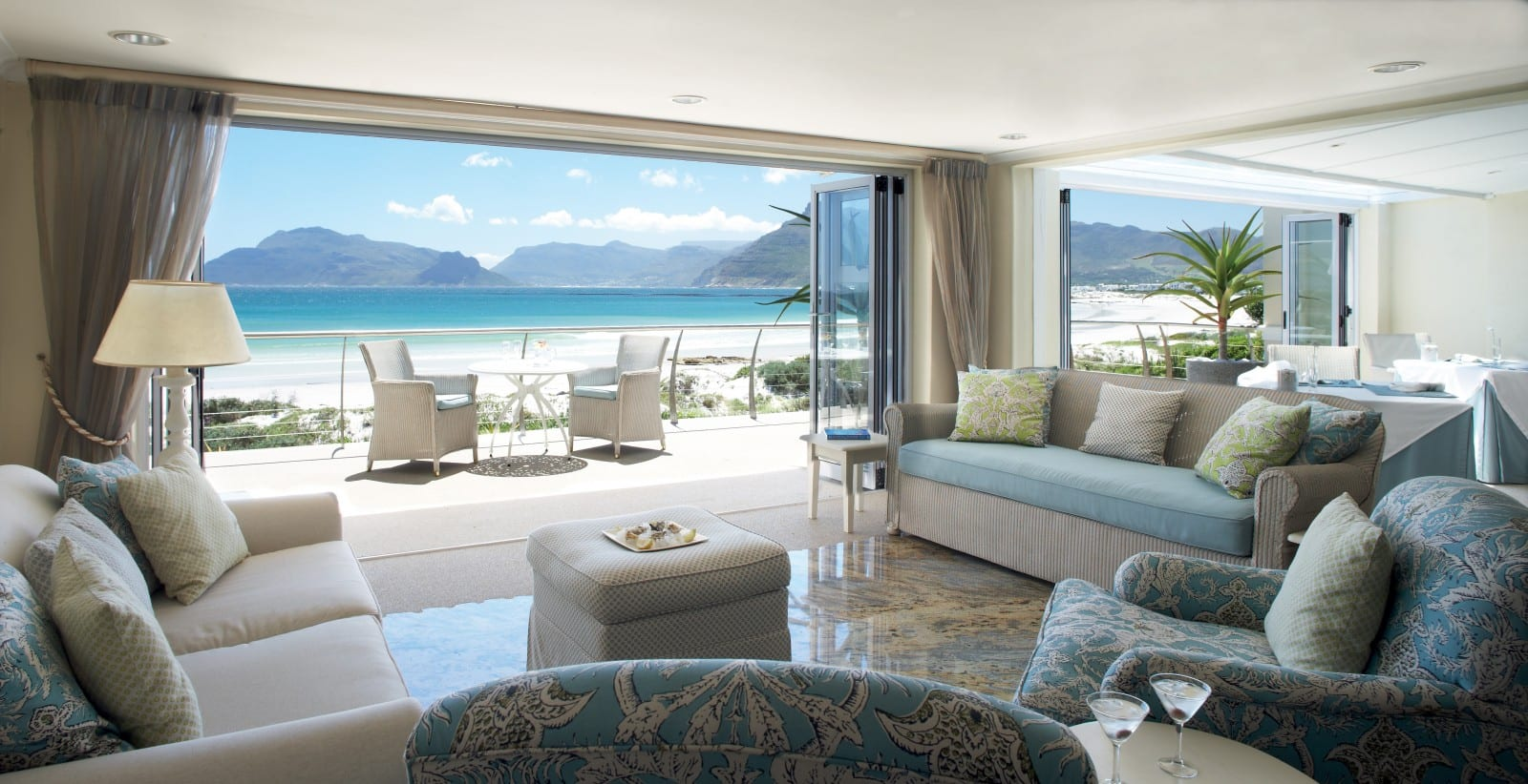 Last-Word-Long-Beach-Lounge-View - Romantic Hotels in Cape Town
