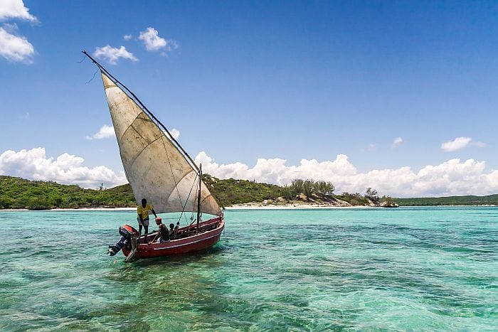 Madagascar attractions diving