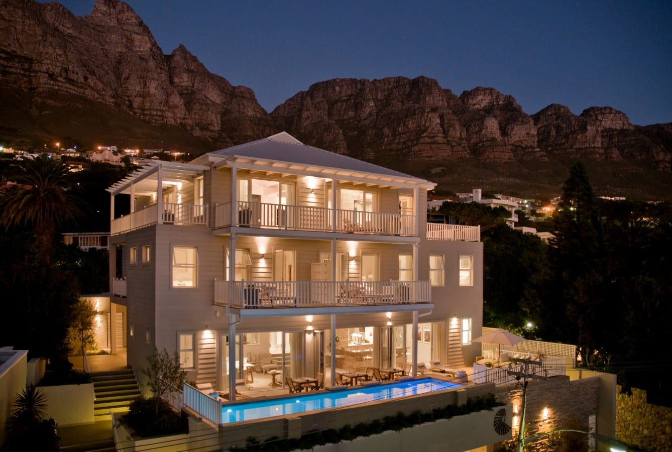 Sea-Five-exterior-with-pool-view - Romantic Hotels in Cape Town